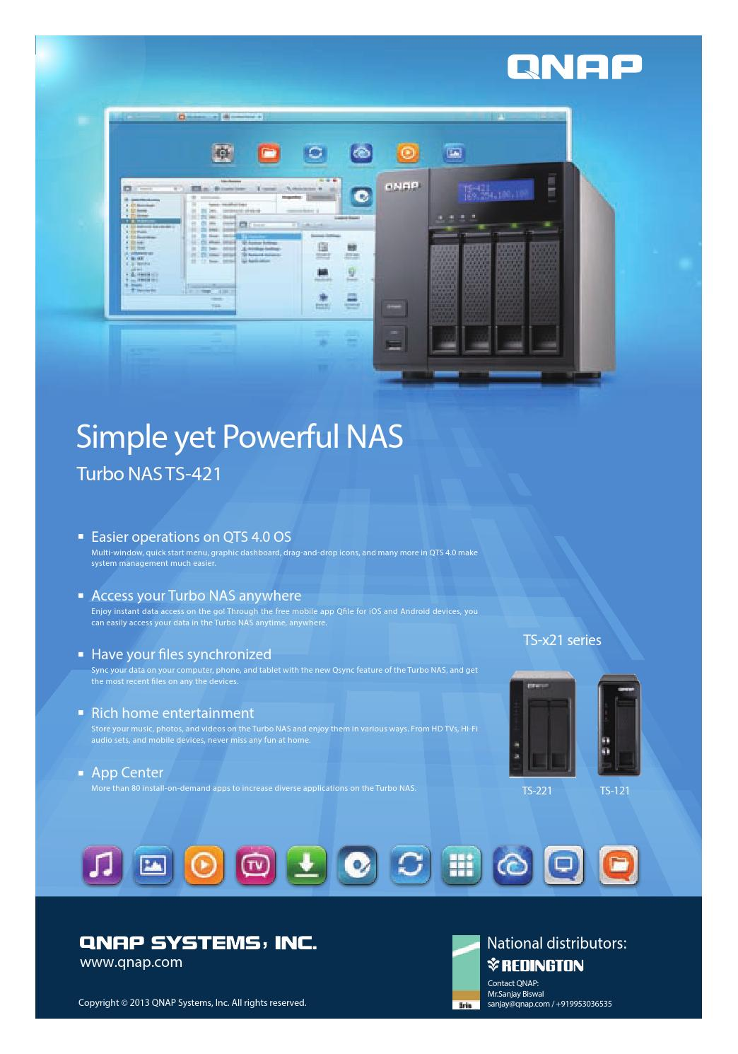 QNAP TS-121 TURBONAS QTS WINDOWS VISTA DRIVER