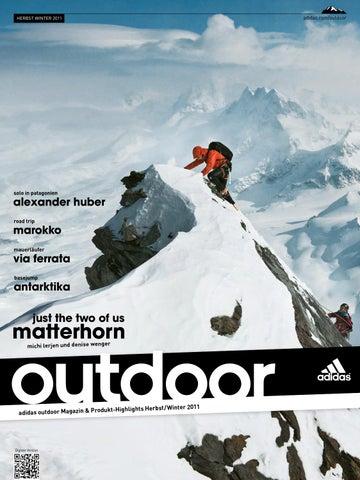 adidas outdoor Magazin HerbstWinter 2011 by adidas TERREX