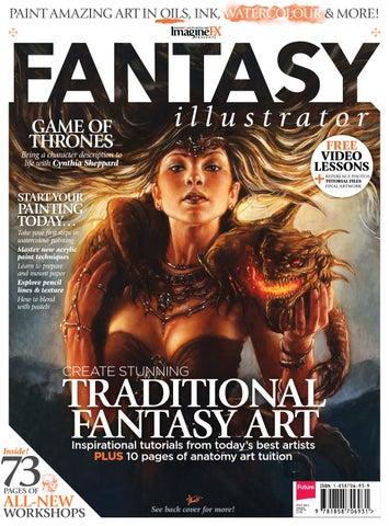 Random Fantasy Art Magazines By Kahshan Lau Issuu