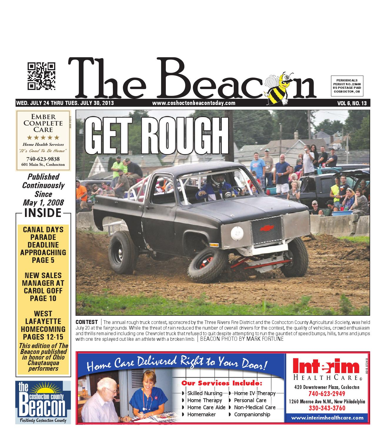 by The Coshocton County Beacon issuu