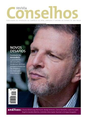 65960cad9 Revista Conselhos nº 20 by Fecomercio São Paulo - issuu