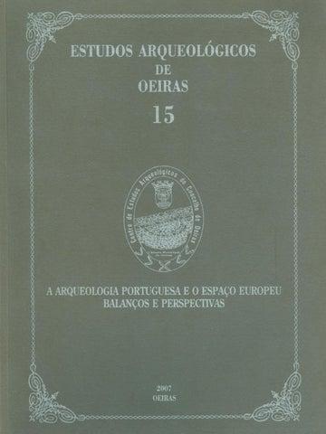eff60c3323 Estudos arqueológicos de oeiras