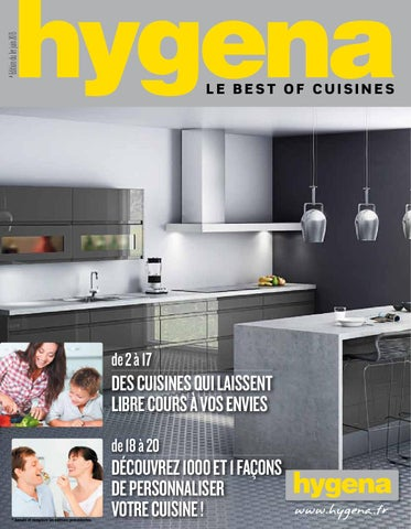 catalogue hygena juin 2013 by hygena cuisines issuu. Black Bedroom Furniture Sets. Home Design Ideas