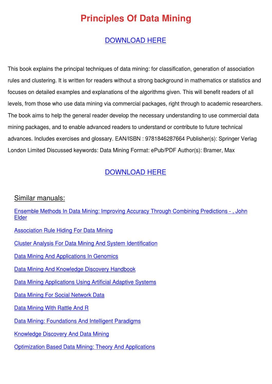 pdf Writing Security Tools