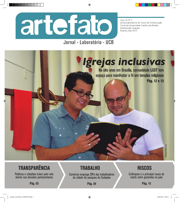 9f07c04ed Artefato - 05 2013 by Jornal-Laboratório Artefato - issuu