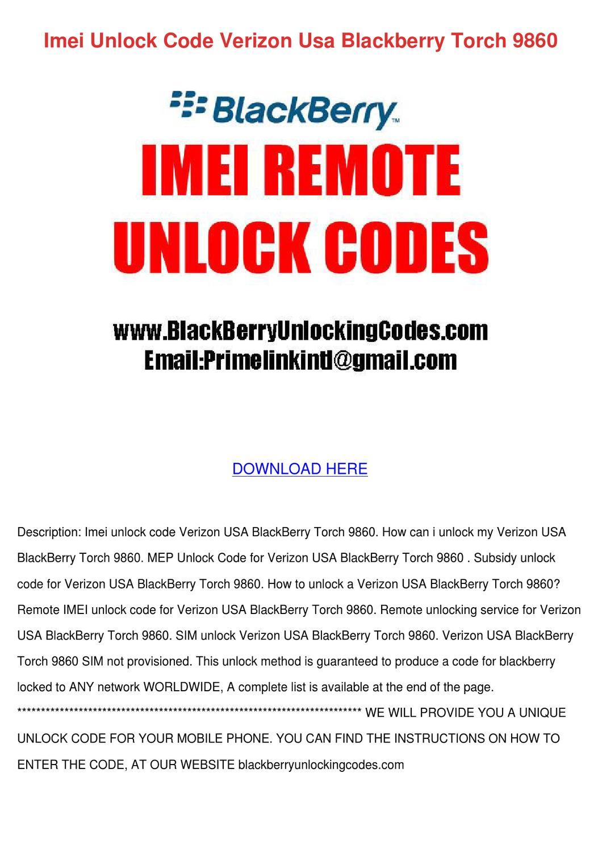 ScanLife Barcode Reader - BlackBerry World