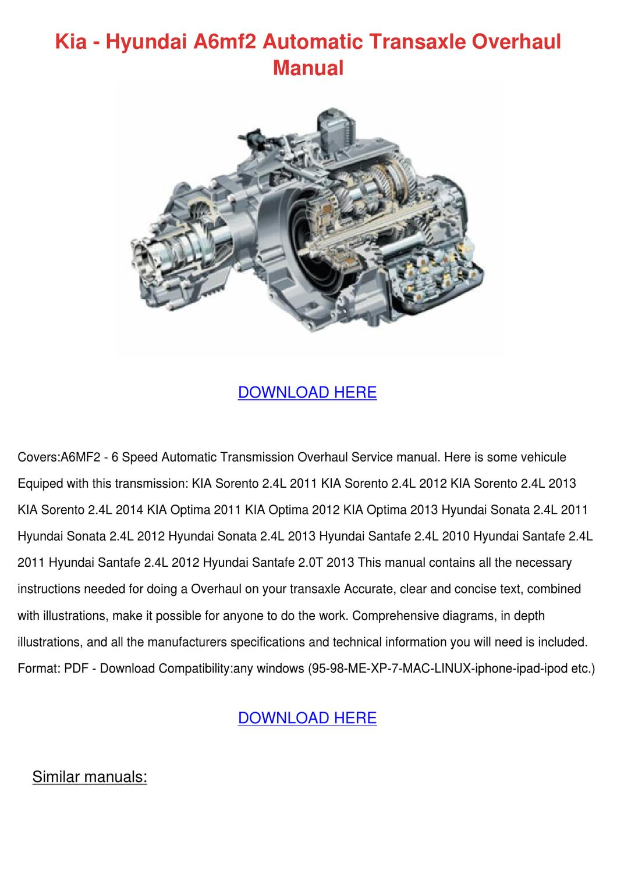 KIA Optima Hybrid 2013 Owner s Manual