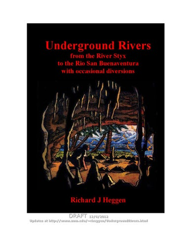 Underground Rivers Of America By Idaho Picker Issuu