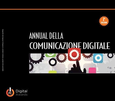 buy popular b02fe 39f2f Annual della Comunicazione Digitale 2013 by ADC Group - issu