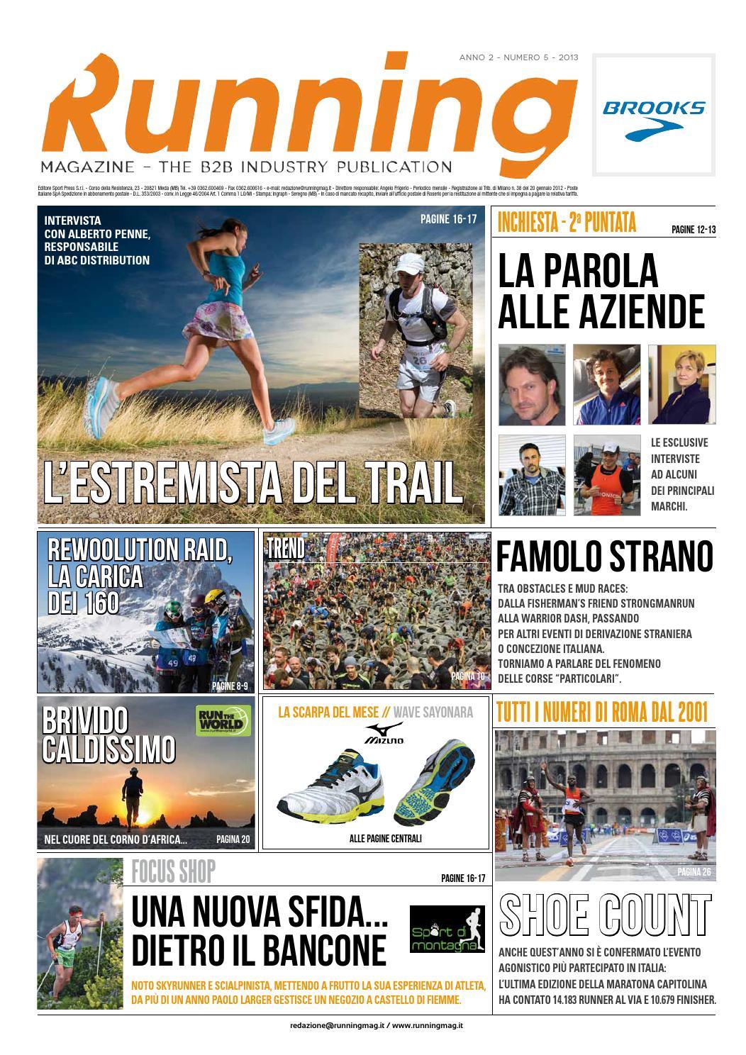 Running Magazine 5 2013 by Sport Press issuu