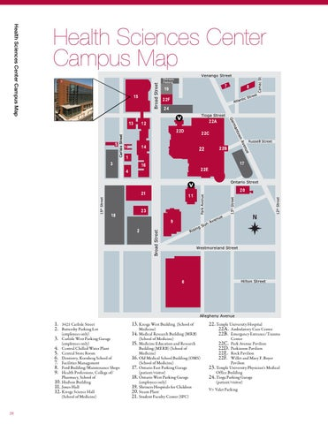 Tusm Admissions 2013 Brochure By Temple University School Of