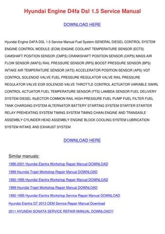 2011 hyundai elantra haynes manual