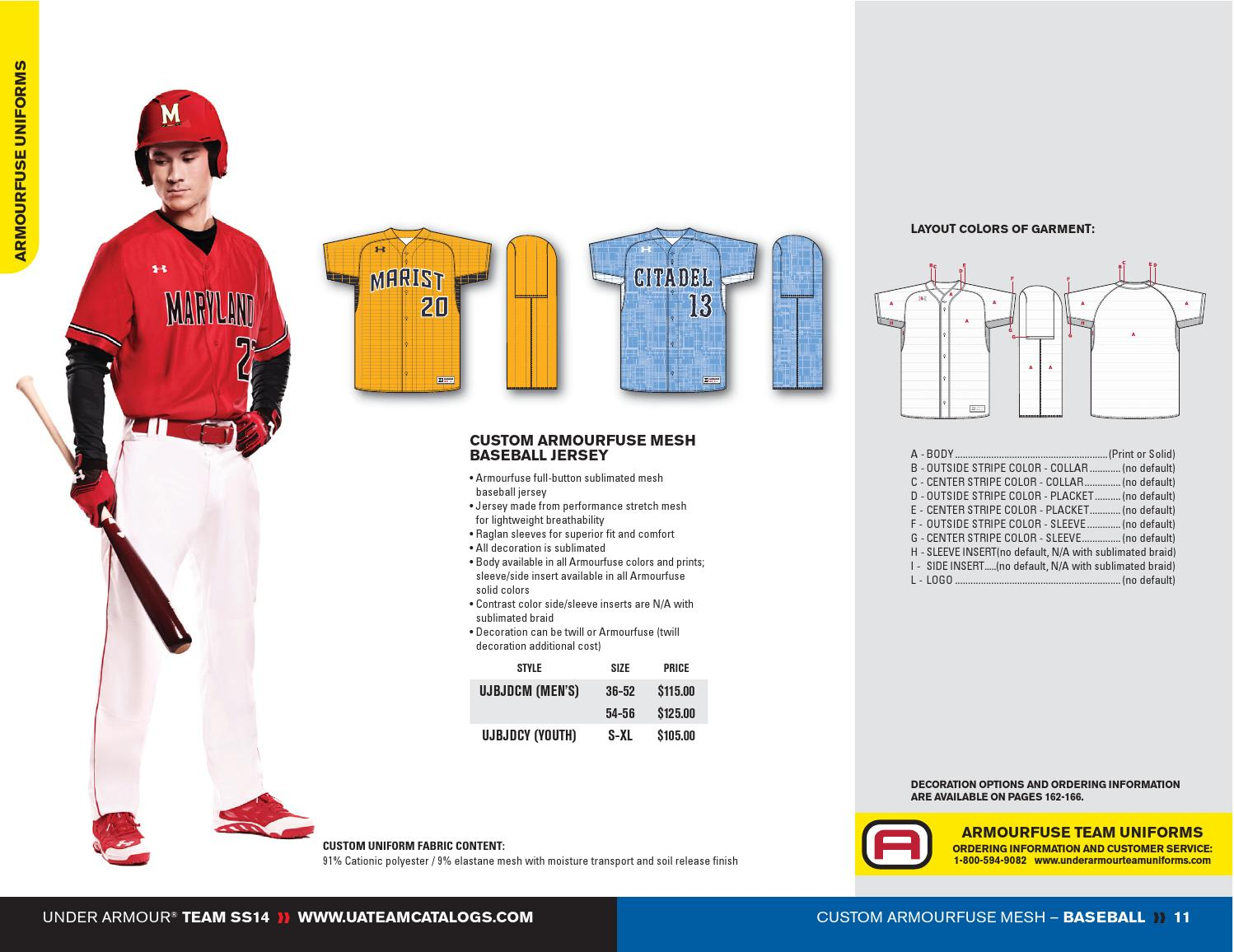 bb760a8c6 Kollege Town Under Armour Spring Summer 2014 Catalog by Kollegetown - issuu