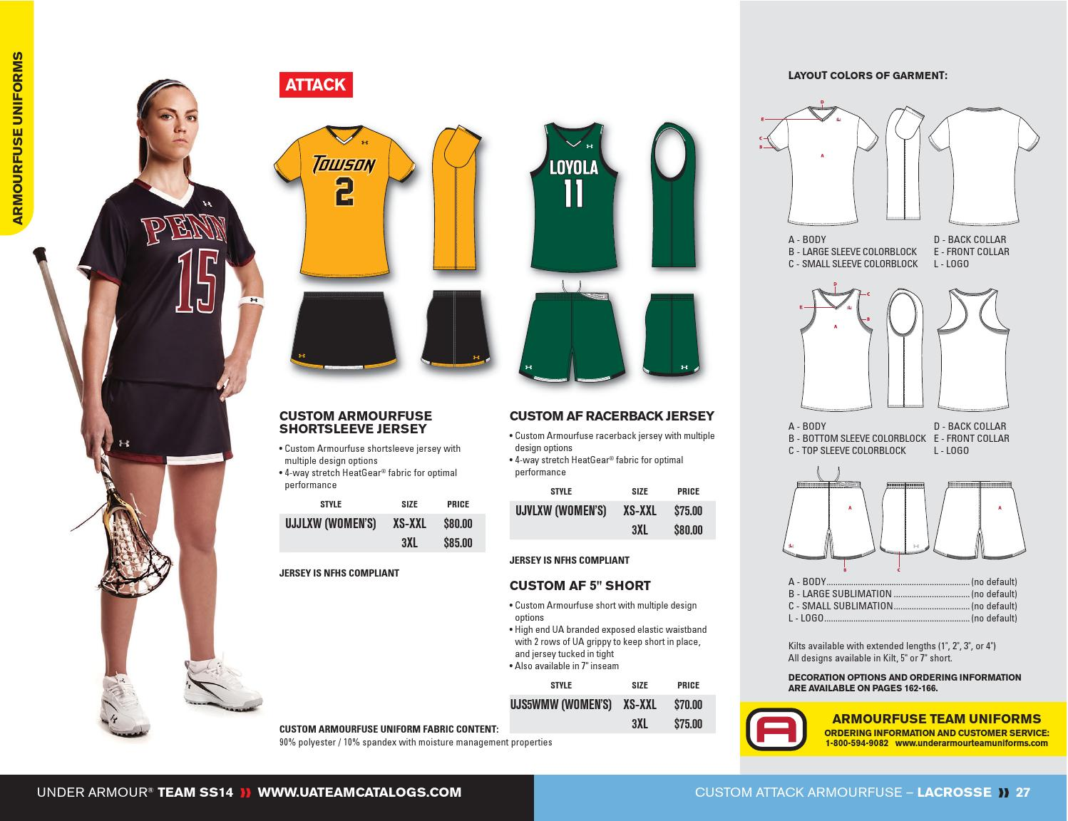 e5f2df41d Kollege Town Under Armour Spring Summer 2014 Catalog by Kollegetown - issuu