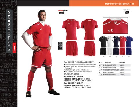683dd12a0 Kollege Town Under Armour 2014 Soccer by Kollegetown - issuu