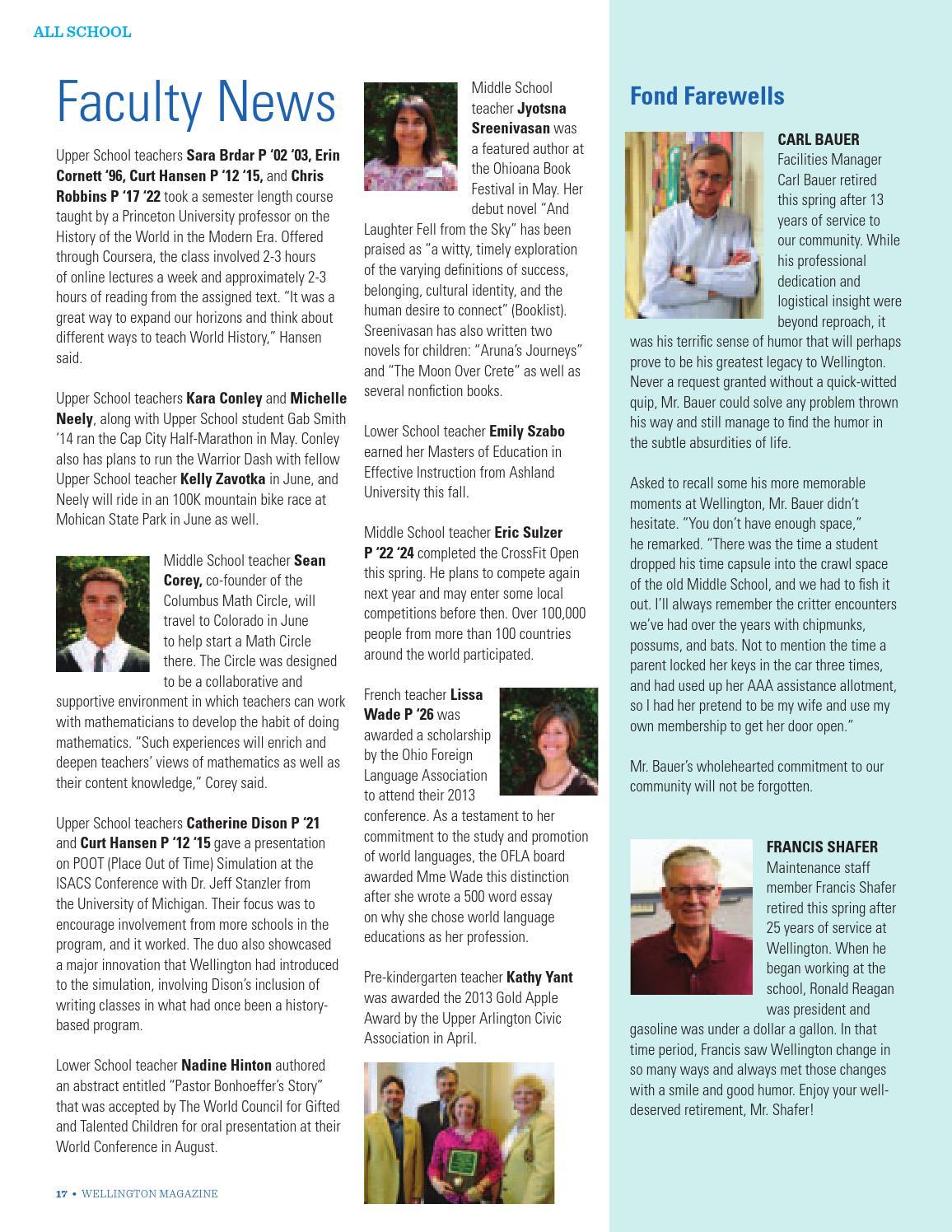 wellington magazine   springsummer  by wellington   issuu