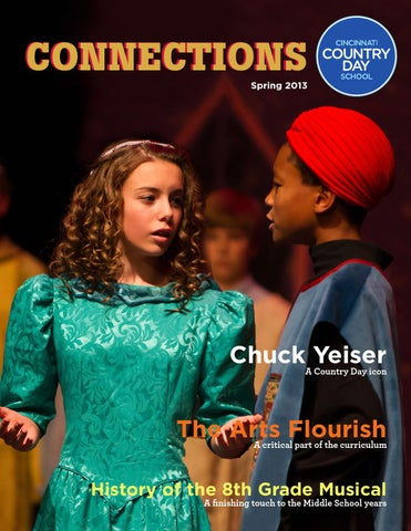 Ccds Connections Magazine Spring 2013 By Myday Issuu