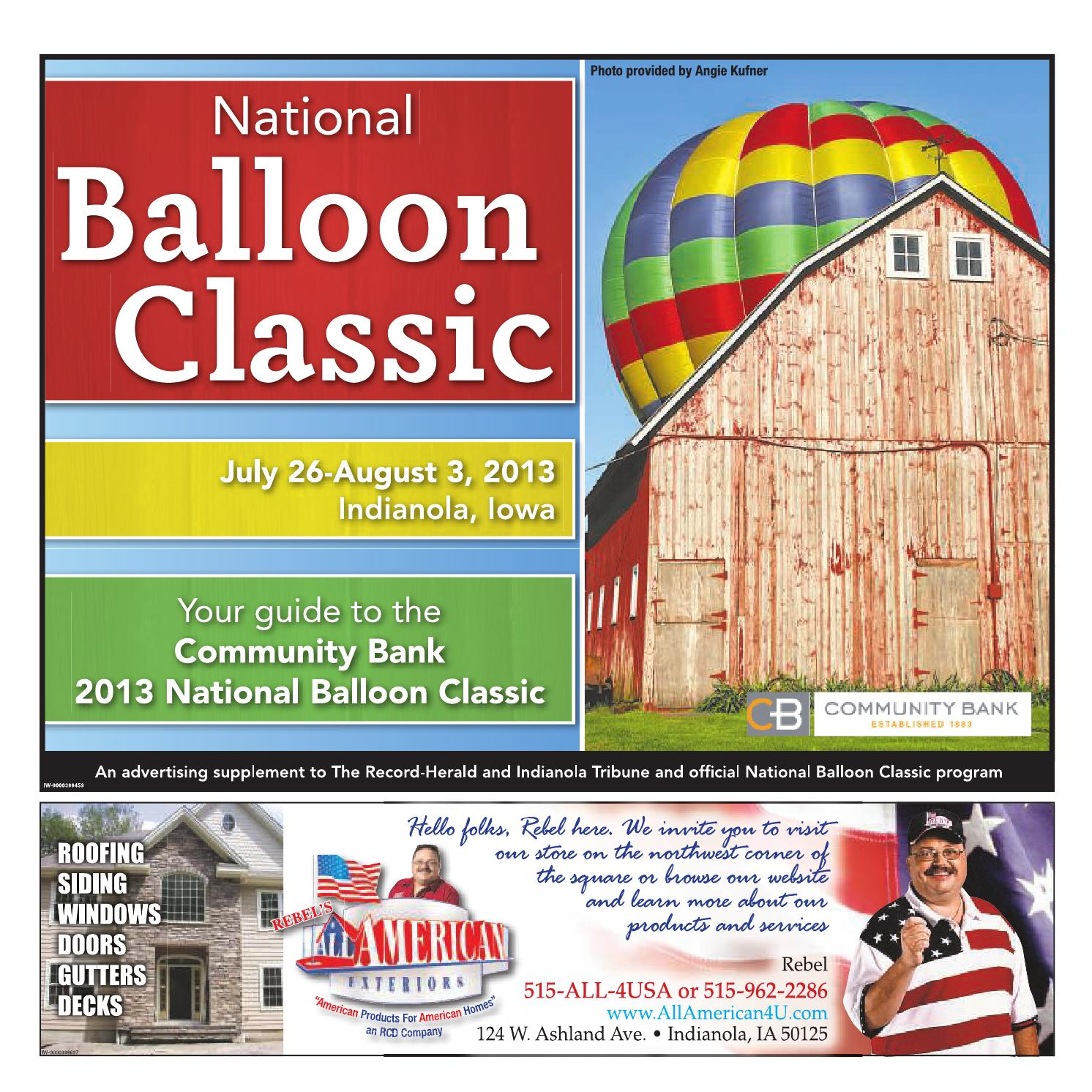2013 balloon tab by Des Moines Register issuu