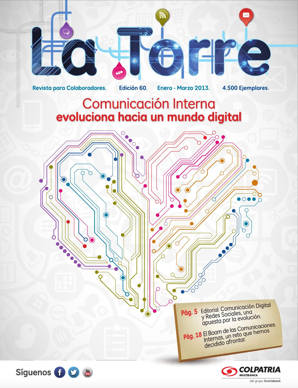 Revista la torre ed 60 by adriamaya issuu for Oficina del consumidor murcia