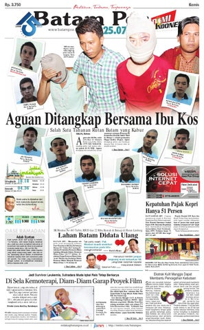 25 Juli 2013 by Batampos Newspaper - issuu 202585caf6