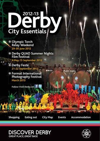 Derby City Essentials by Visit Derby - issuu
