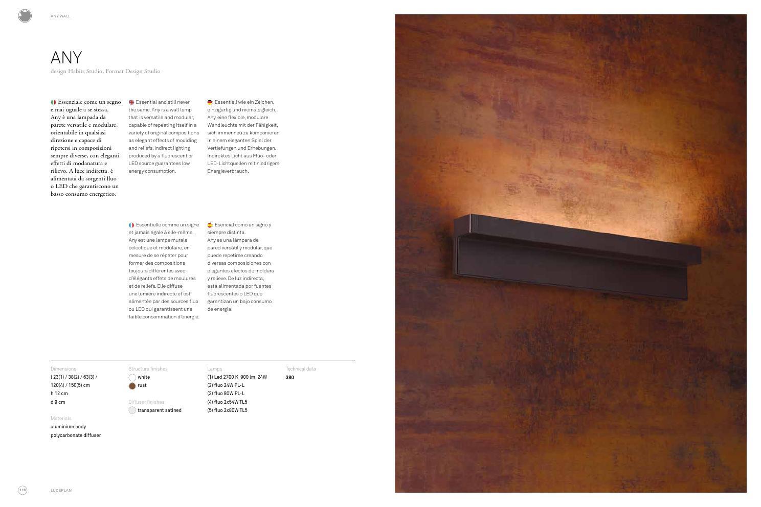 Lampada Da Studio Design luceplan | 2013 by proluma ag - issuu