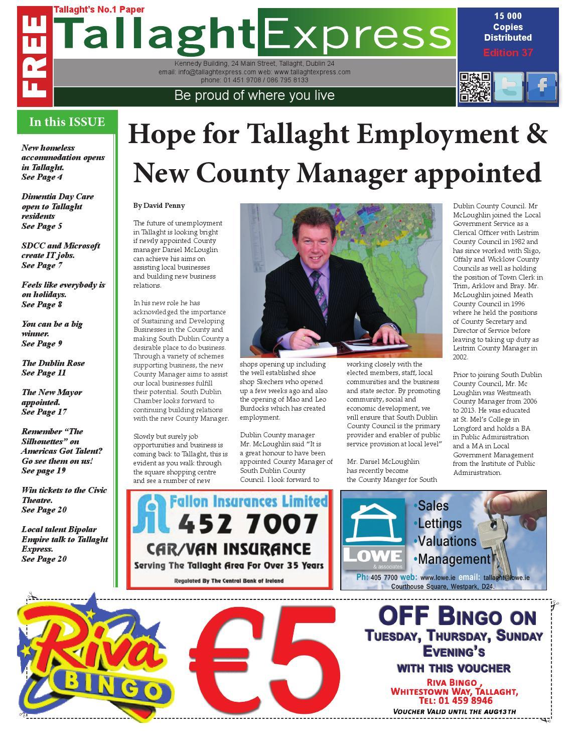 Tallaght to Tullamore - 3 ways to travel via train, tram, line 49