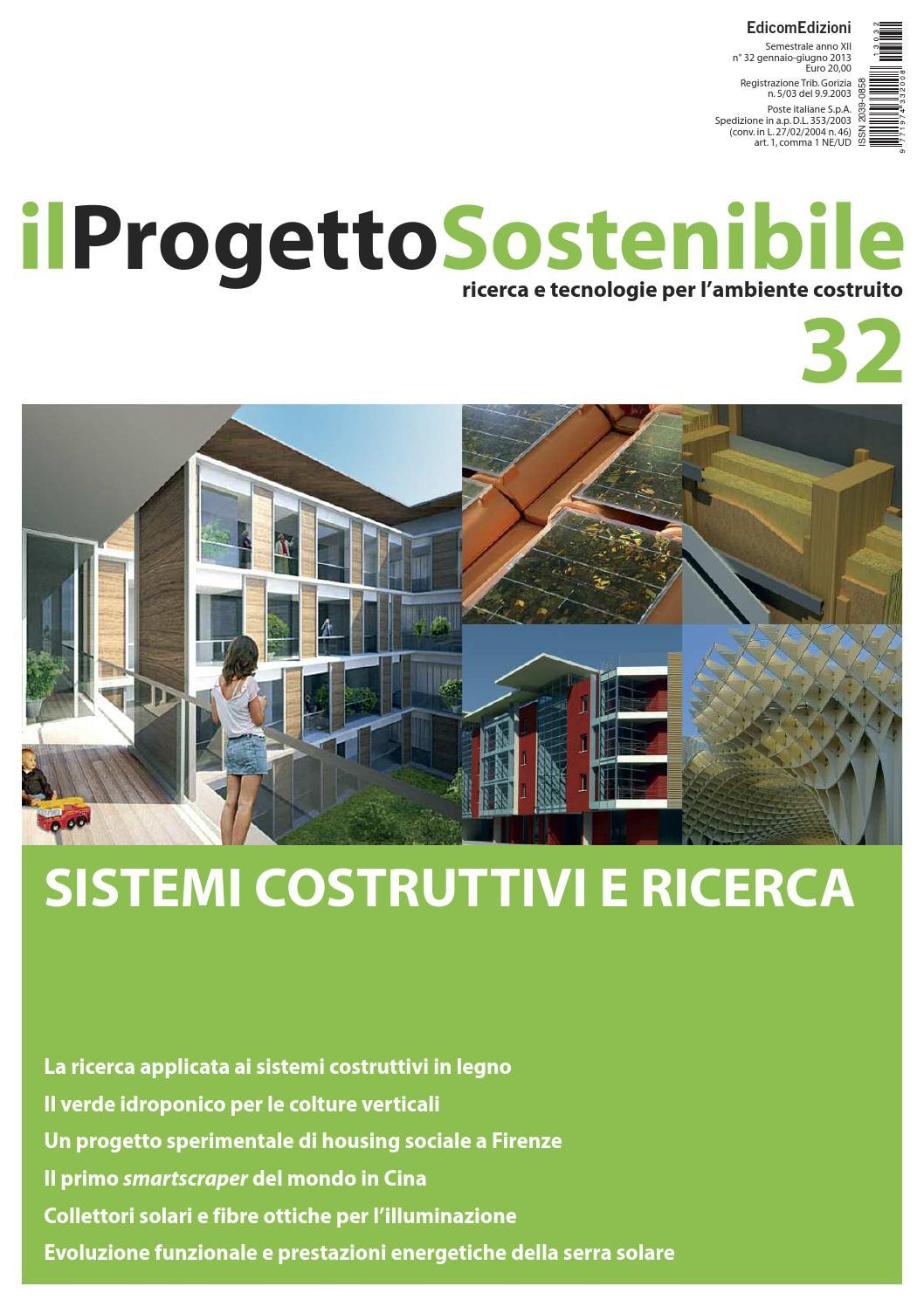 Serra Bioclimatica Normativa Lombardia ilprogettosostenibile 32 by edicomedizioni - issuu