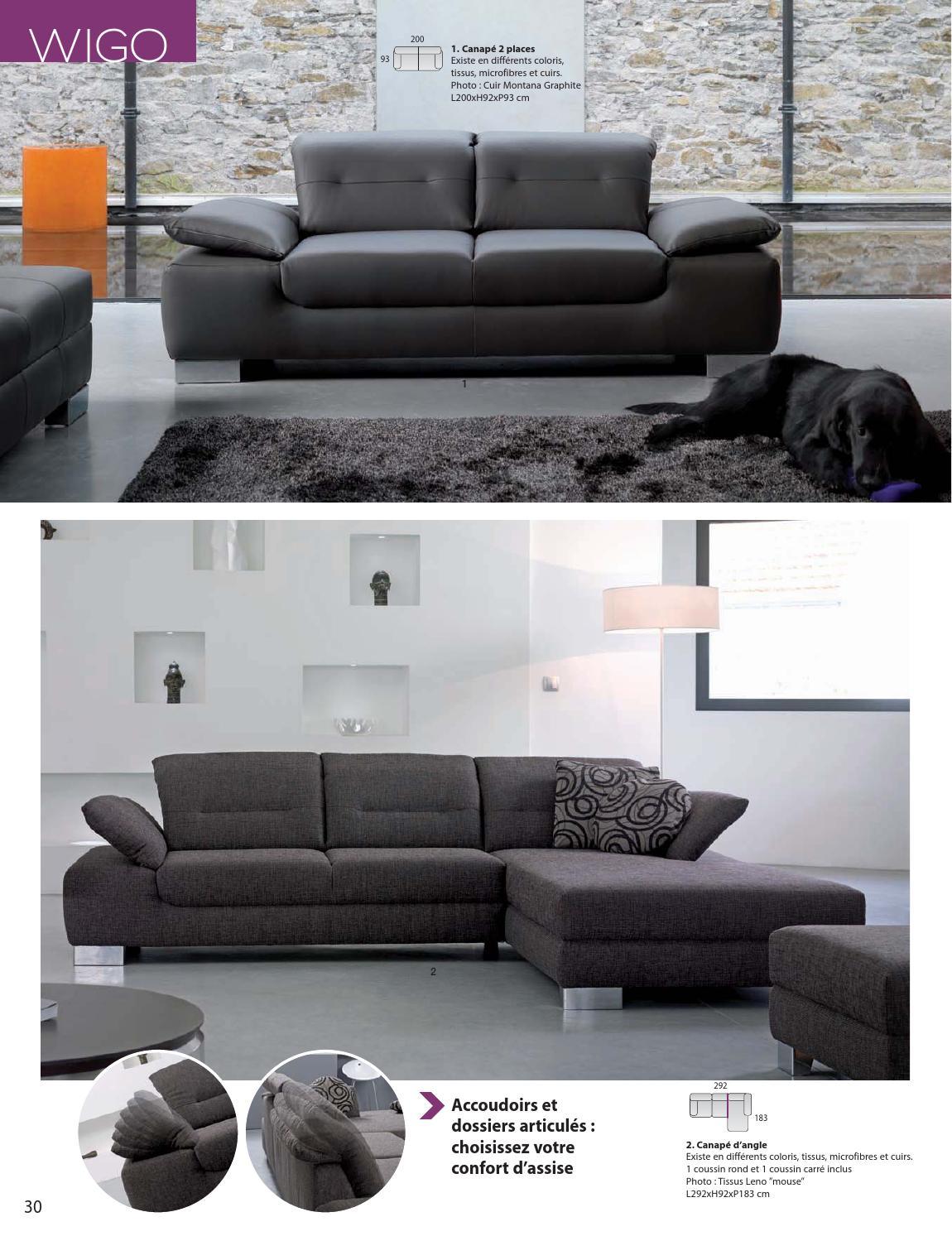 catalogue gautier collection 2012 2013 by joe monroe issuu. Black Bedroom Furniture Sets. Home Design Ideas