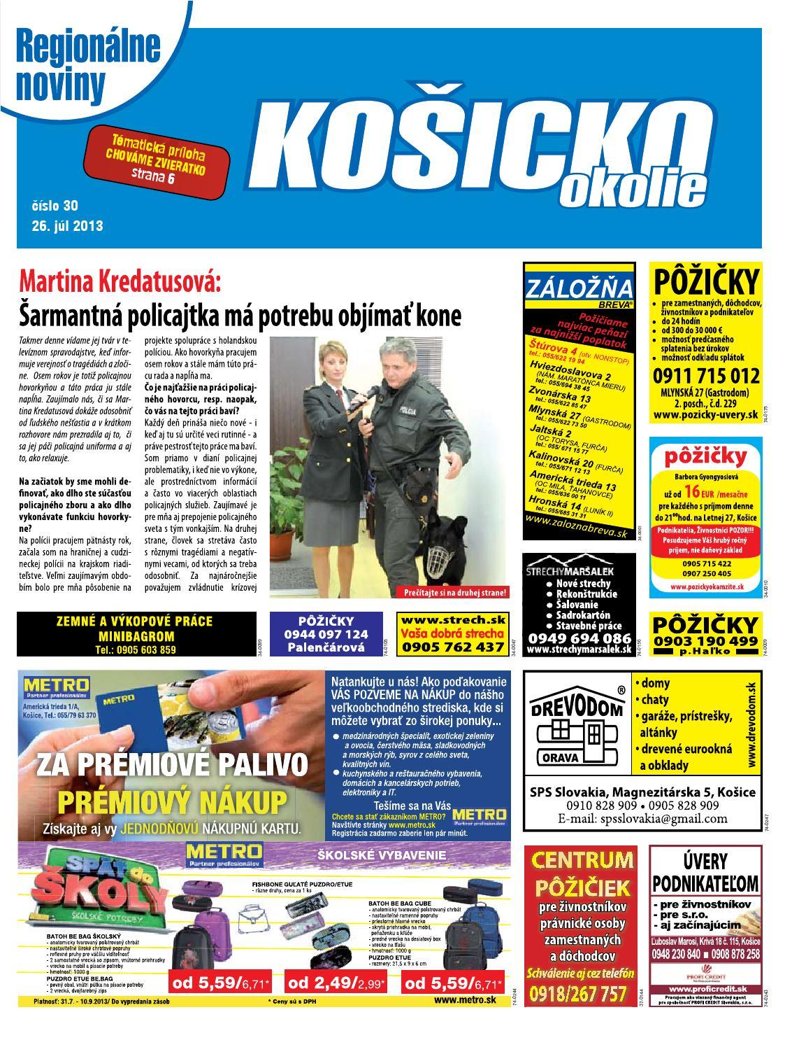 dbcc489bc Ks1330 by REGIONPRESS - Kosicko - issuu