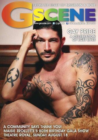 79582c5ba Gscene - August 2013 by Gscene Magazine Ltd - issuu