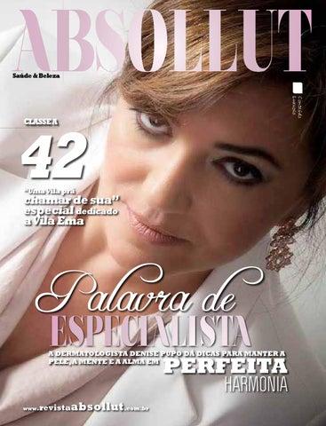 3bdb8901e4c76 Revista Absollut Saúde  Beleza Ano 2 Nº 9 by Revista Absollut - issuu