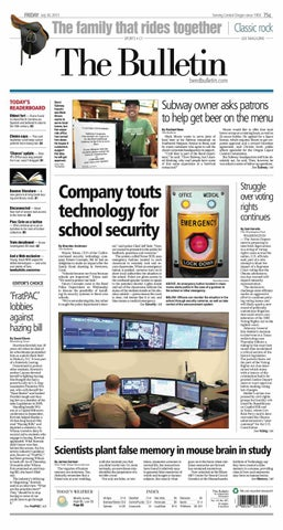 5862f164f1d1 Bulletin Daily Paper 7-26-13 by Western Communications, Inc. - issuu
