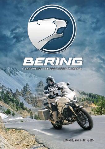 Bering Moto Bering L'expérience des conditions extrêmes
