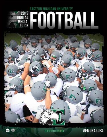 2009 EMU Football Media Guide by Eastern Michigan University Athletics -  issuu