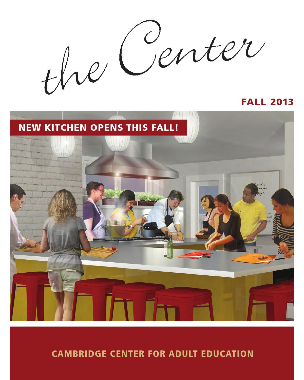 The Cambridge Center: Fall Catalog 2013 By Cambridge