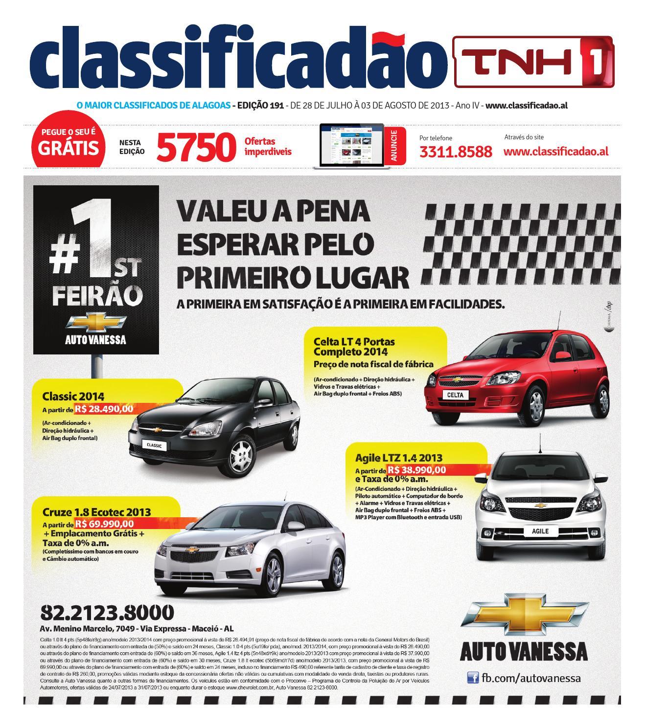 191 web by Classificadão - Issuu cbf311227ec