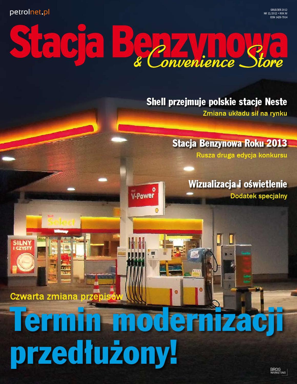 stacja benzynowa 122012 by kg projekt issuu