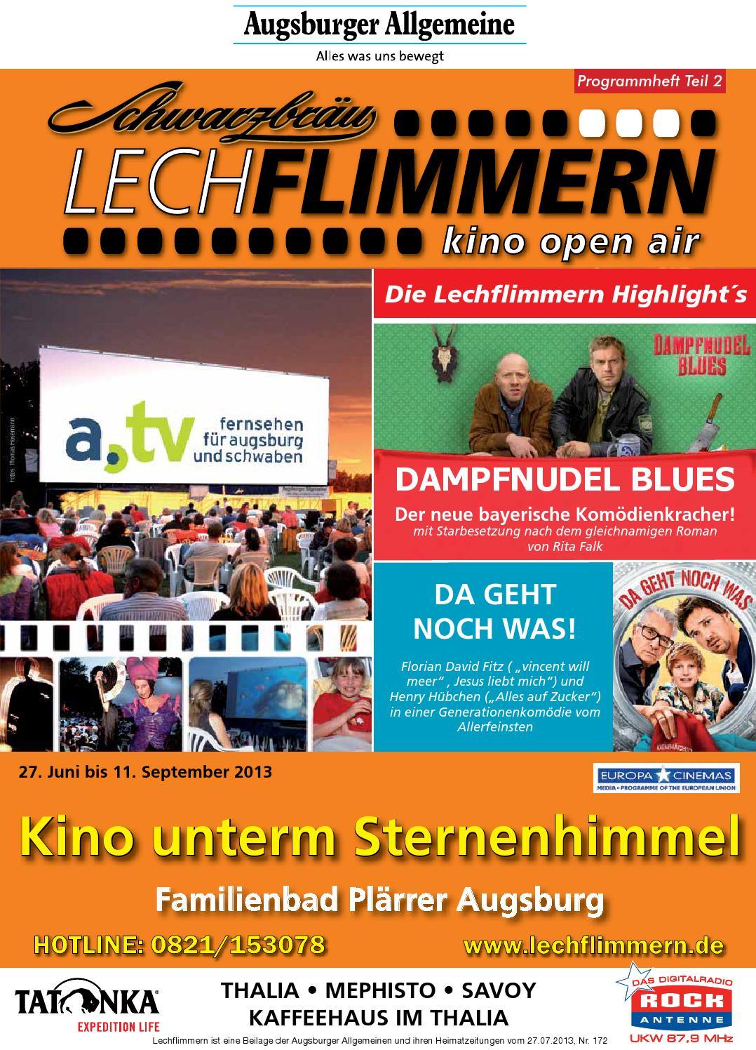 Lechflimmern Augsburg