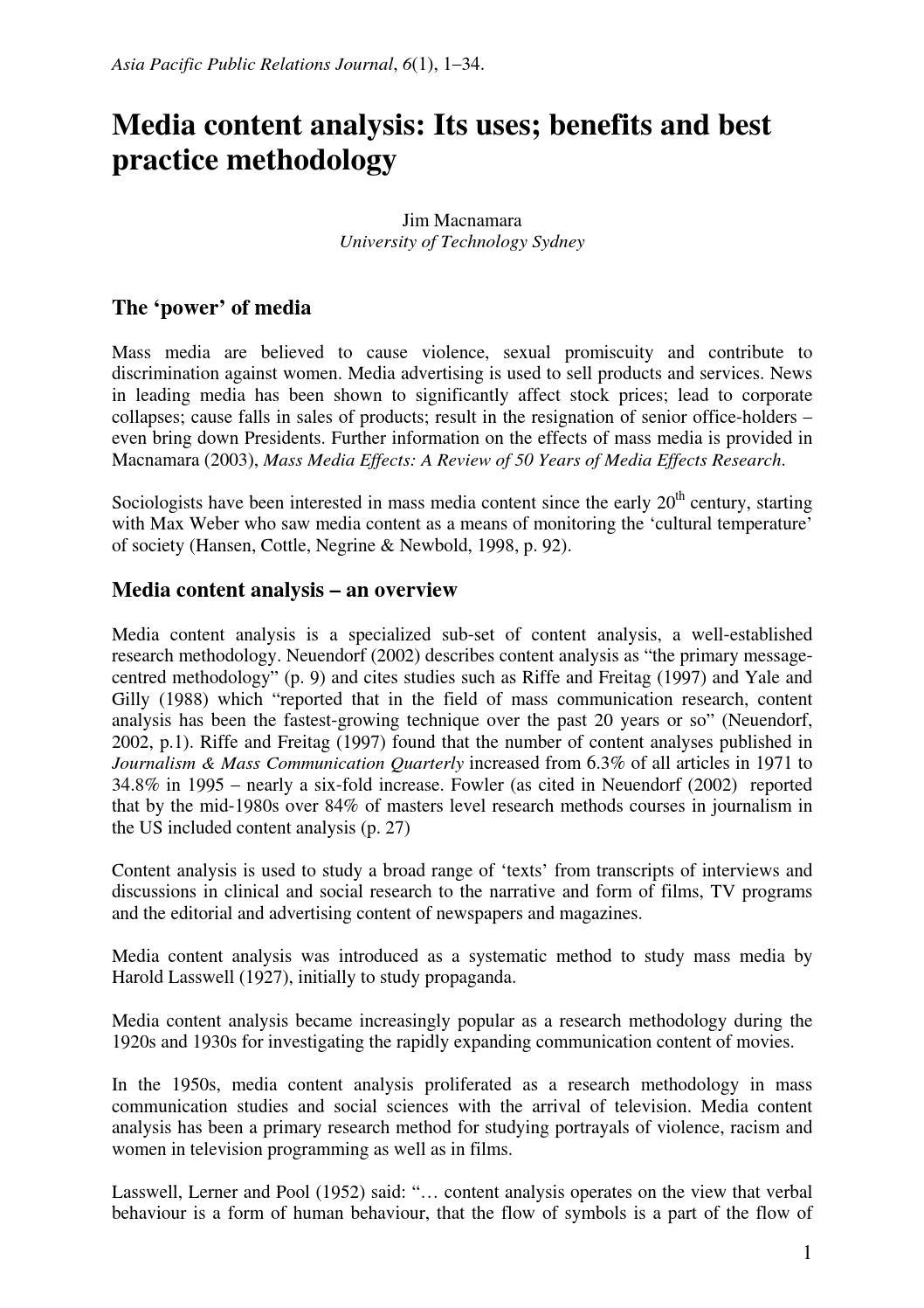 Content analysis by ariful islam mithu issuu biocorpaavc Images