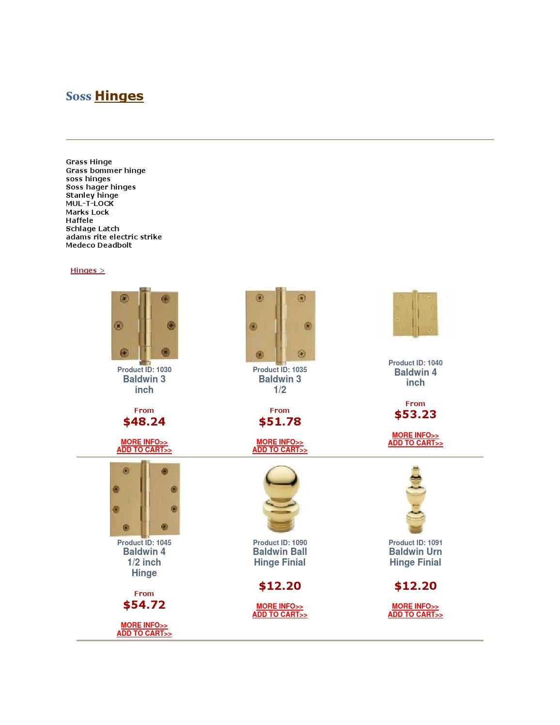 Schlage latch | Medeco Commercial Deadbolts by Ronei Daselva