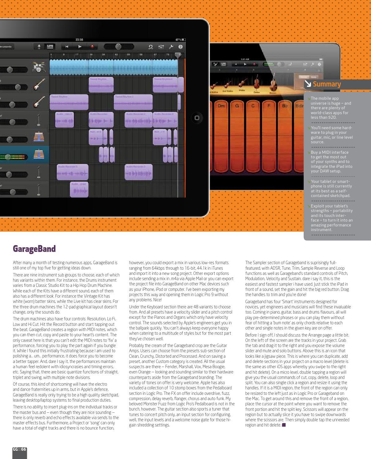 Guerrilla Guide Recording & Music Production 2013 by Alchemedia