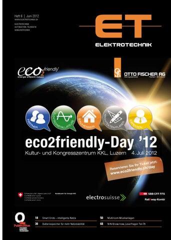 Elektrotechnik 06 - 2012 by AZ Fachverlage AG - issuu
