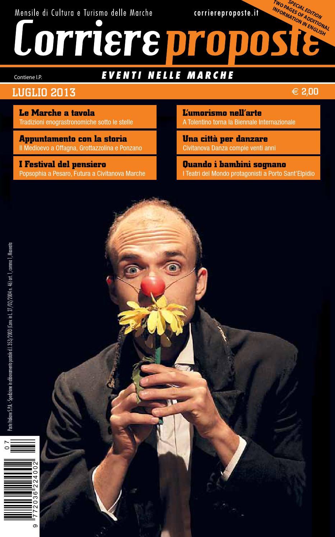 9fc5657000c9 Corriere Proposte - Luglio 2013 by Corriere Proposte - issuu