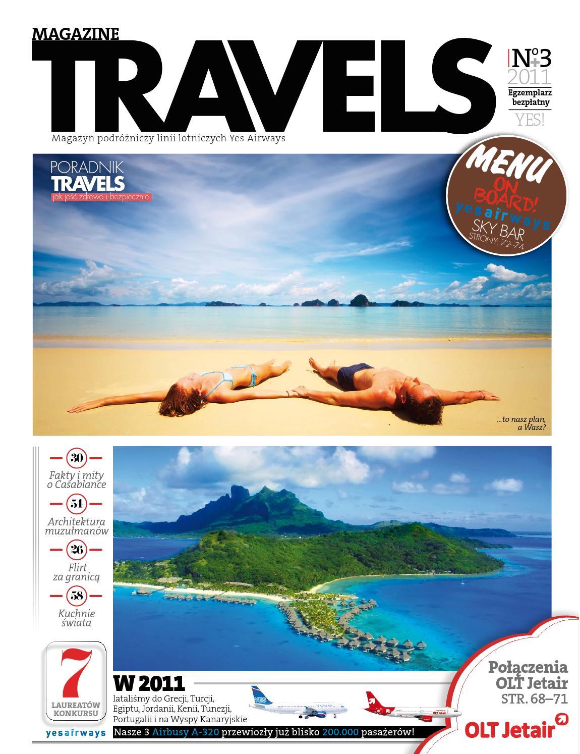 Travels Magazine 03 By Wydawnictwo Mediadore Issuu