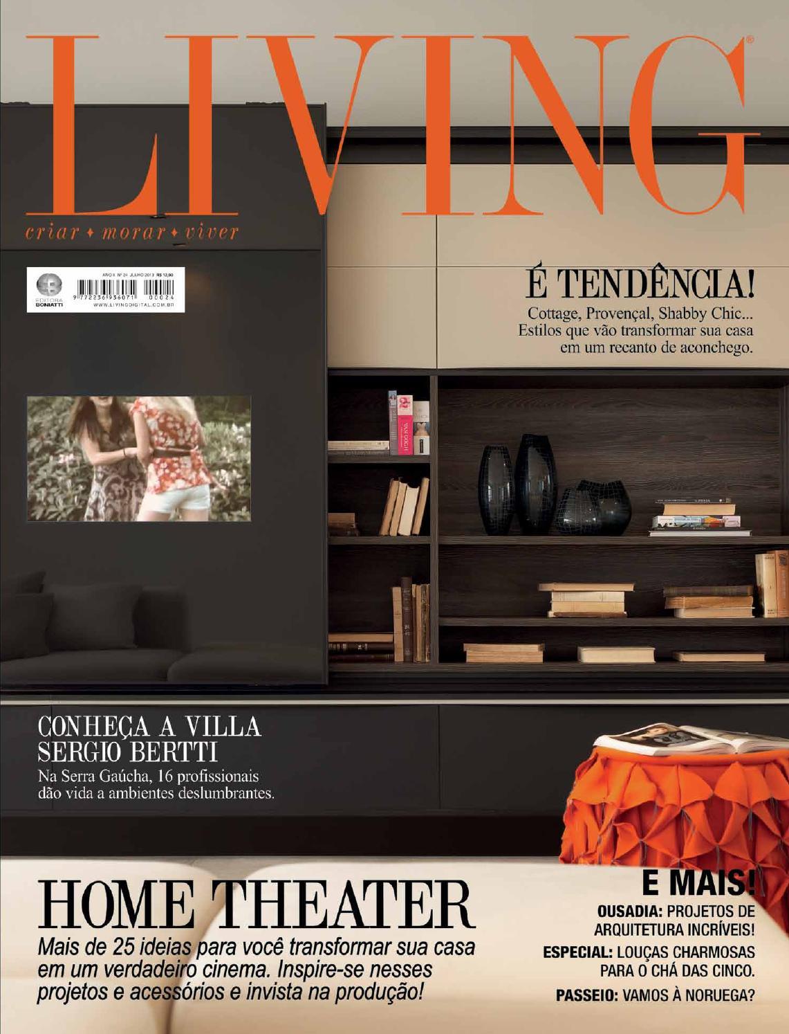 d1866bc0743c2 Revista Living - Edição nº 24 - Julho de 2013 by Revista Living - issuu