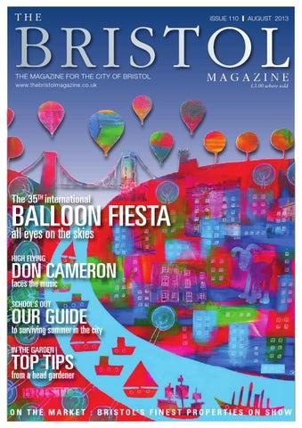 The Bristol Magazine August By Mc Publishing Issuu