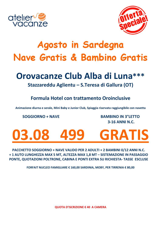 Sardegna Soggiorno Nave – Sfondo