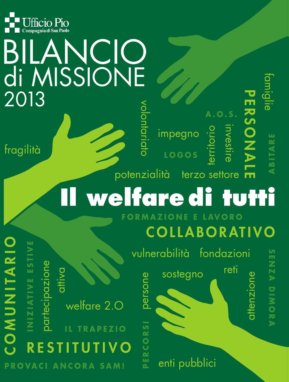 Ufficio Pio. Il welfare di tutti by Ufficio Pio - Issuu