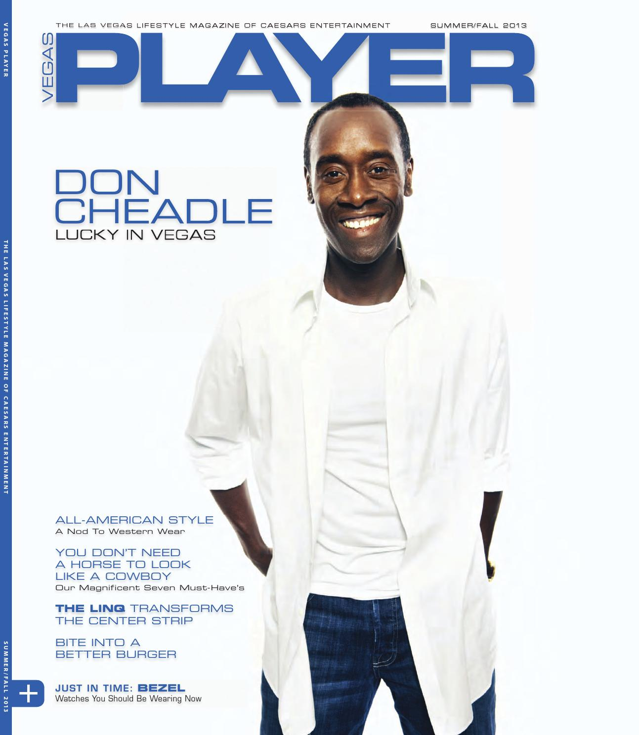 bbad8c203b9 Vegas Player Magazine - Summer   Fall 2013 by Onboard Media - issuu